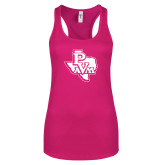Next Level Ladies Raspberry Ideal Racerback Tank-PVAM Texas