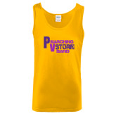 Gold Tank Top-PV Marching Storm Band