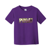 Toddler Purple T Shirt-PVAMU