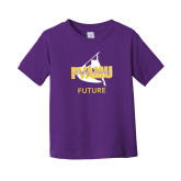 Toddler Purple T Shirt-Future Twirling Thunder