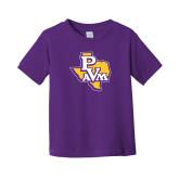 Toddler Purple T Shirt-PVAM Texas