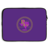 15 inch Neoprene Laptop Sleeve-PVAM Marching Band Seal