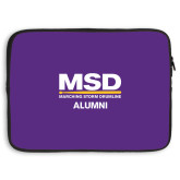 15 inch Neoprene Laptop Sleeve-MSD Alumni