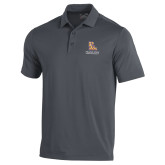 Under Armour Graphite Performance Polo-PVAM Stacked