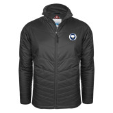 Columbia Mighty LITE Charcoal Jacket-Marching Storm Cloud Circle
