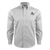 Red House Grey Plaid Non Iron Long Sleeve Shirt-Athletic Directors Club