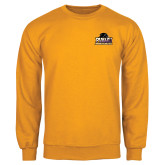 Gold Fleece Crew-Athletic Directors Club