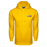 Under Armour Gold Performance Sweats Team Hood-PVAMU