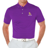 Callaway Opti Vent Purple Polo-PVAM Stacked