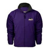 Purple Survivor Jacket-Official Logo