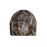 Mossy Oak Camo Fleece Beanie-PVAM Texas