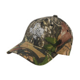 Mossy Oak Camo Structured Cap-PVAM Texas