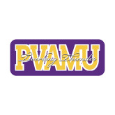 Small Magnet-PVAMU Twirling Thunder Overlap, 6 inches wide