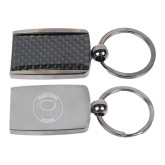 Corbetta Key Holder-Marching Storm Cloud Circle Engraved