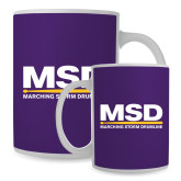 Full Color White Mug 15oz-MSD