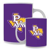 Full Color White Mug 15oz-PVAM Texas