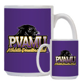 Full Color White Mug 15oz-Athletic Directors Club