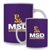 Full Color White Mug 15oz-MSD w/ PVAM Logo