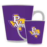Full Color Latte Mug 12oz-PVAM Texas