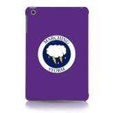 iPad Mini Case-Marching Storm Cloud Circle