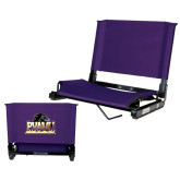 Stadium Chair Purple-Athletic Directors Club
