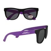 Purple Sunglasses-PVAMU Marching Storm Wordmark