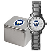 Mens Stainless Steel Fashion Watch-Marching Storm Cloud Circle