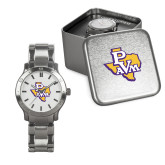 Mens Stainless Steel Fashion Watch-PVAM Texas