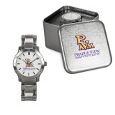 Ladies Stainless Steel Fashion Watch-PVAM Stacked