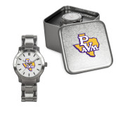 Ladies Stainless Steel Fashion Watch-PVAM Texas