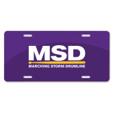 License Plate-MSD