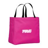 Tropical Pink Essential Tote-PVAMU