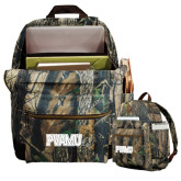 Heritage Supply Camo Computer Backpack-PVAMU