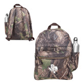 Heritage Supply Camo Computer Backpack-PVAM Texas