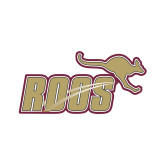 Small Decal-Roo Icon, 6 inches wide