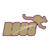 Extra Large Decal-Roo Icon, 18 inches wide