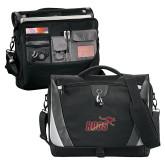 Slope Black/Grey Compu Messenger Bag-Primary Mark 2 Color