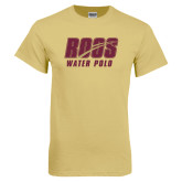 Champion Vegas Gold T Shirt-Water Polo