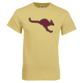 Champion Vegas Gold T Shirt-Roo Icon