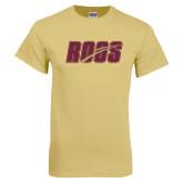 Champion Vegas Gold T Shirt-Roos