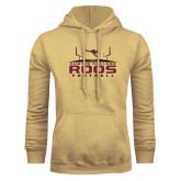 Champion Vegas Gold Fleece Hoodie-Football Field Design