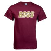 Maroon T Shirt-Roos