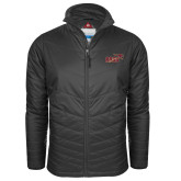 Columbia Mighty LITE Charcoal Jacket-Primary Mark 2 Color