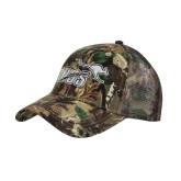 Camo Pro Style Mesh Back Structured Hat-Primary Mark 1 Color