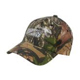 Mossy Oak Camo Structured Cap-Primary Mark 1 Color