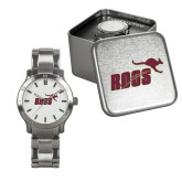 Mens Stainless Steel Fashion Watch-Primary Mark Full Color