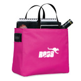 Tropical Pink Essential Tote-Primary Mark 1 Color