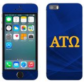 iPhone 5/5s Skin-ATO Greek Letters