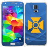 Galaxy S5 Skin-Cross