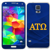 Galaxy S5 Skin-ATO Greek Letters